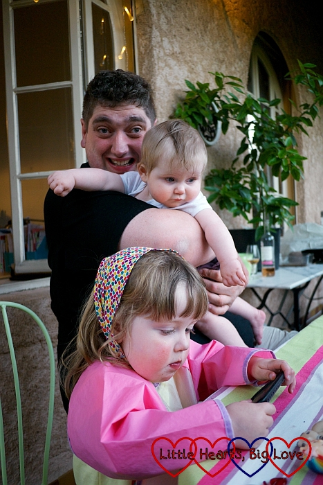 Being a heart dad: a personal reflection - Little Hearts, Big Love