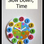 Slow Down, Time