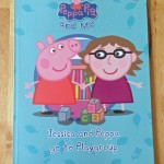 Review – Personalised Peppa Pig goes to Playgroup book