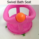 Review – Safety 1st Swivel Bath Seat