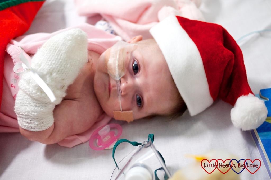Christmas on the cardiac ward - Little Hearts, Big Love