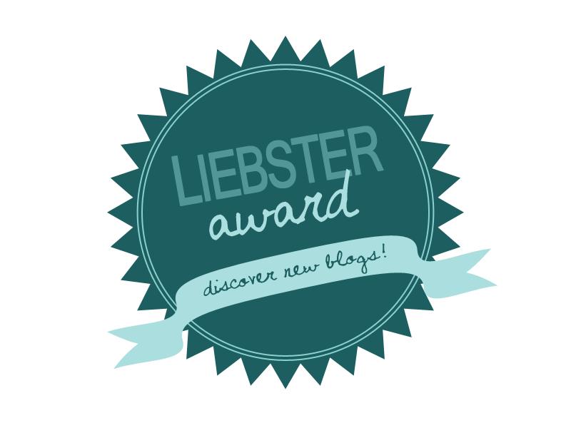 Liebster award - Little Hearts, Big Love