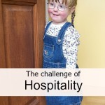 The challenge of hospitality