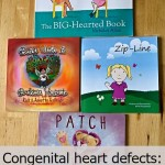 Congenital heart defects: books for children