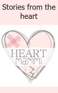 Stories from the heart: Heart Mammi - Little Hearts, Big Love