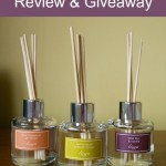 Linea mini-reed diffuser trio – review and giveaway