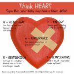 Think HEART: the signs that your baby may have a heart defect