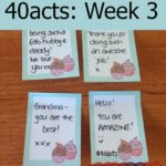40acts: Week 3