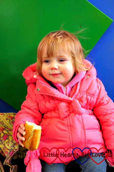 First day of the season at Legoland - Little Hearts, Big Love
