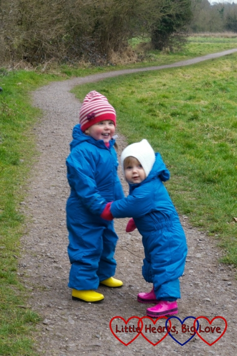 Siblings : March - Little Hearts, Big Love
