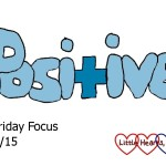 The Friday Focus – 06/03/15