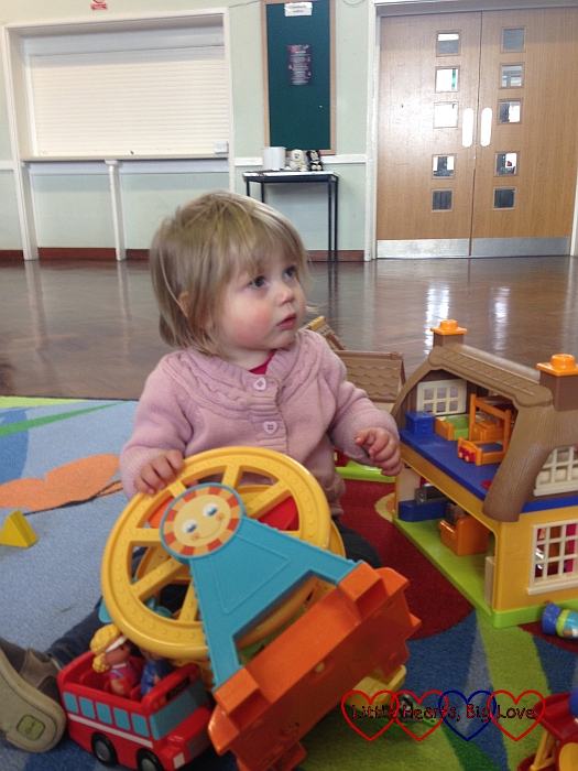 The Friday Focus 01/05/15 - Little Hearts, Big Love