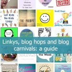 Linkys, blog hops and blog carnivals: a guide