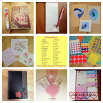 Papery Peep – April