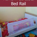 Review – Safetots Bed Rail