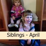 Siblings – April