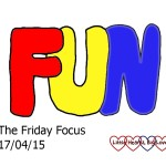 The Friday Focus 17/04/15