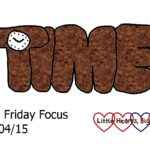 The Friday Focus 24/04/15