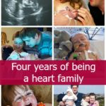 Four years of being a heart family