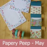 Papery Peep – May