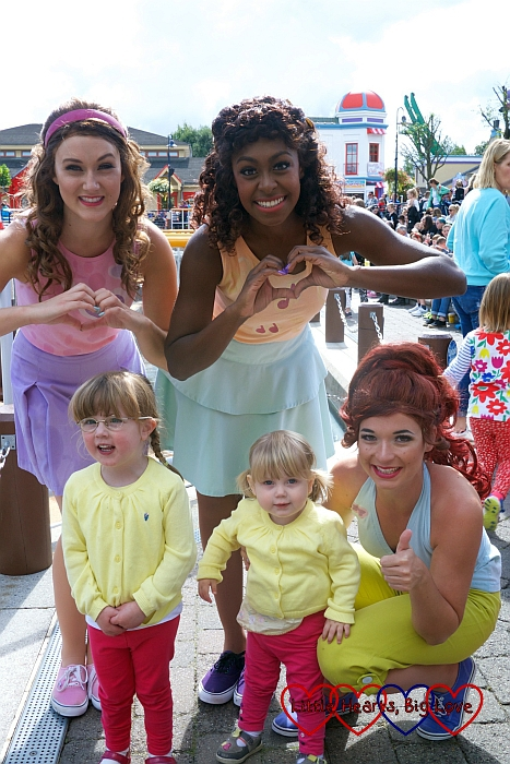 A day out at Legoland - The Friday Focus 04/09/15 - Little Hearts, Big Love