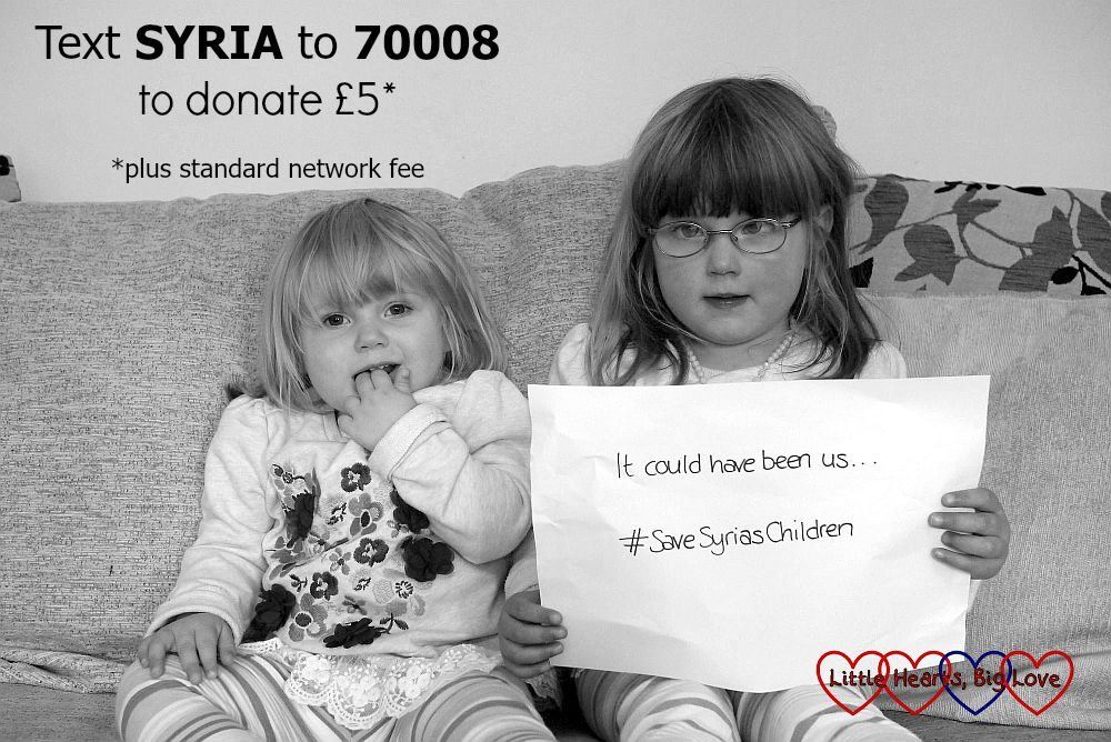 Save Syria's children - what can we do to help? - Little ...