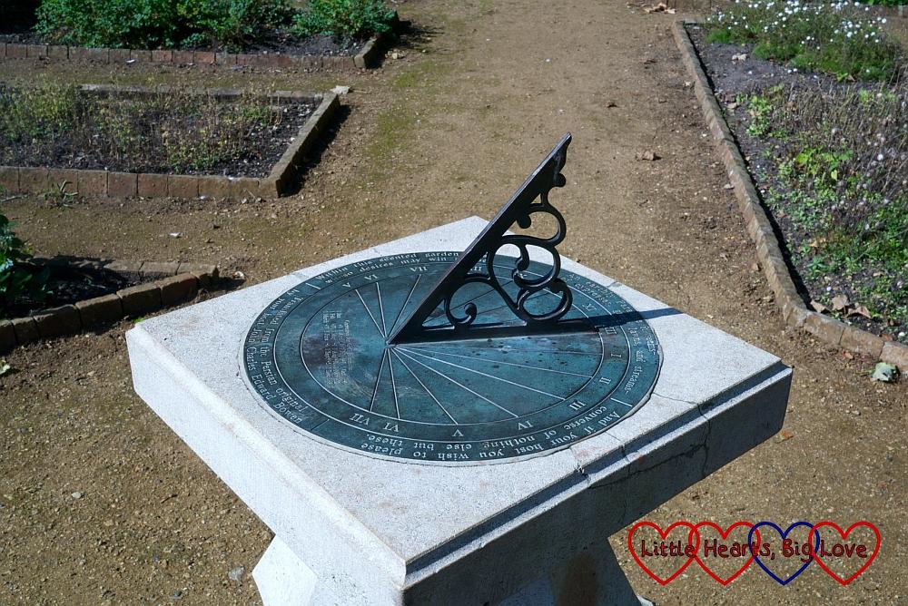 Petersfield Physic Garden - Little Hearts, Big Love
