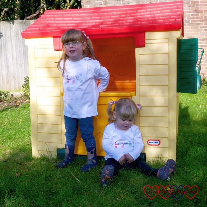 Love Hearts tops - Review: Children's clothes from Zazzle UK – plus giveaway to win a £50 voucher - Little Hearts, Big Love
