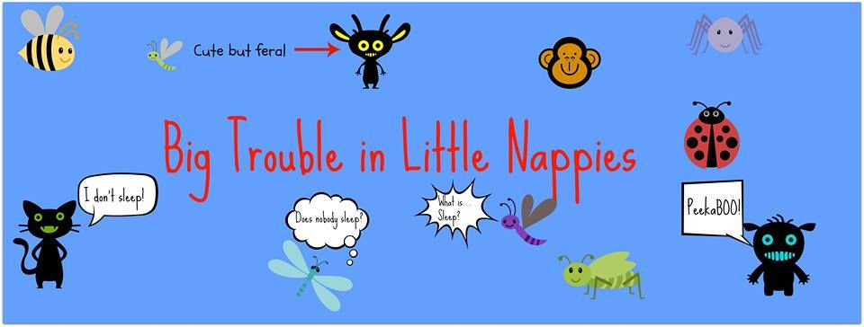Big Trouble in Little Nappies: one of my top 10 blogs of 2015 - Little Hearts, Big Love