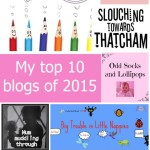 My ten favourite blogs of 2015