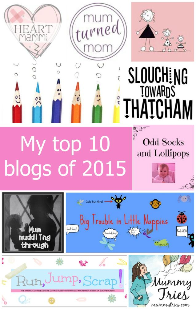 My top 10 blogs of 2015 - Little Hearts, Big Love