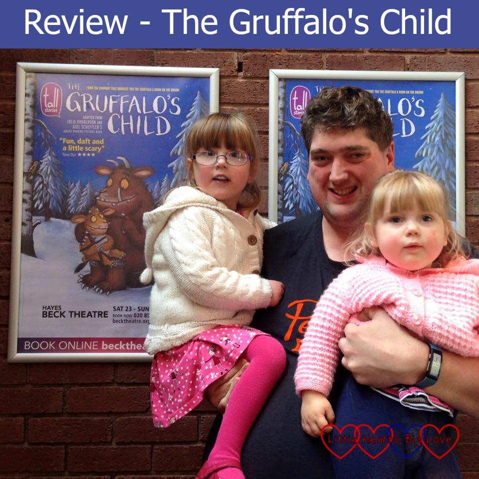 Review - The Gruffalo's Child - Little Hearts, Big Love