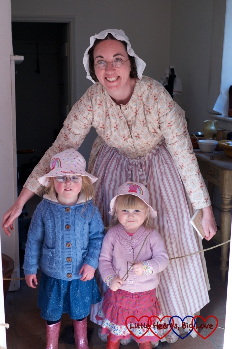 Stepping back in time at the High Wycome toll house - Easter fun at Chiltern Open Air Museum - Little Hearts, Big Love