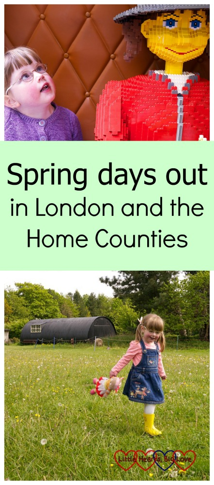 Spring days out in London and the Home Counties - Little Hearts, Big Love