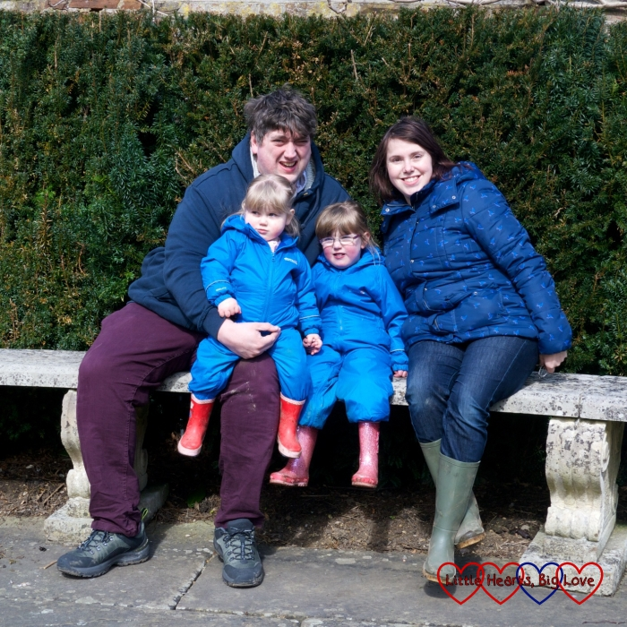 A day out at Cliveden - Me and Mine - March 2016 - Little Hearts, Big Love