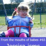 From the mouths of babes #65
