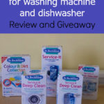 Dr. Beckmann products for washing machine and dishwasher – Review and Giveaway