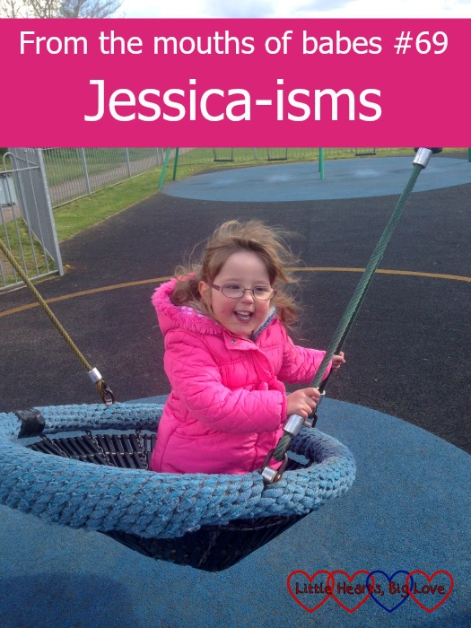 A linky for sharing the things that children say. This week's #ftmob moments come from Jessica