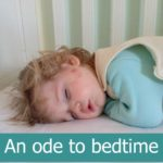 An ode to bedtime