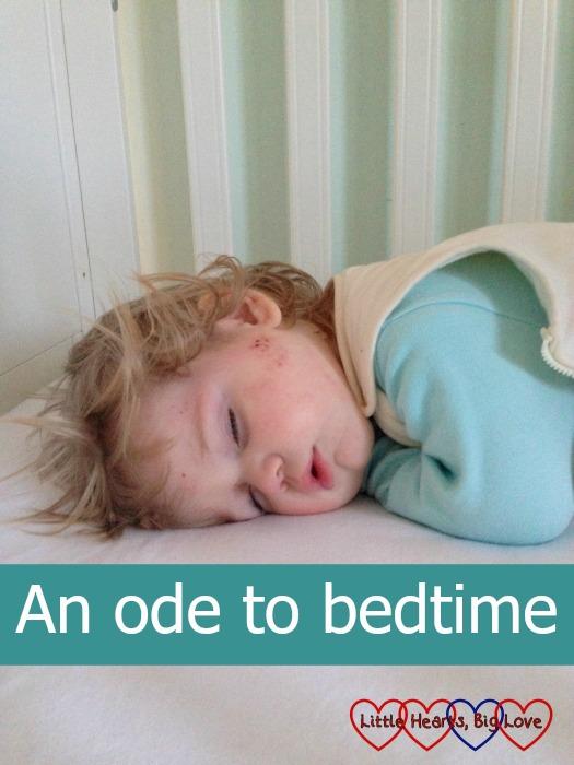 Sleepy baby: bedtime the dream vs the reality