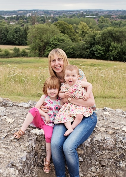 Laura from Dear Bear and Beany shares her happy family moments and encouraging advice for the #ParentingPepTalk