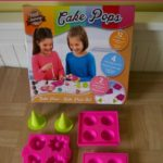 Review – Real Baking Cake Pops kit