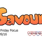 The Friday Focus 02/09/16 – Savouring the end of summer