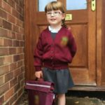 Preparing for my heart child to start school