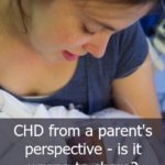 CHD from a parent's perspective – is it wrong to share?