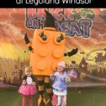 Brick or Treat at Legoland Windsor