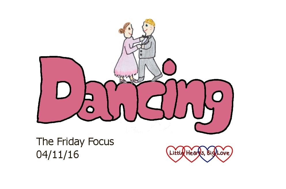 Dancing - this week's word of the week