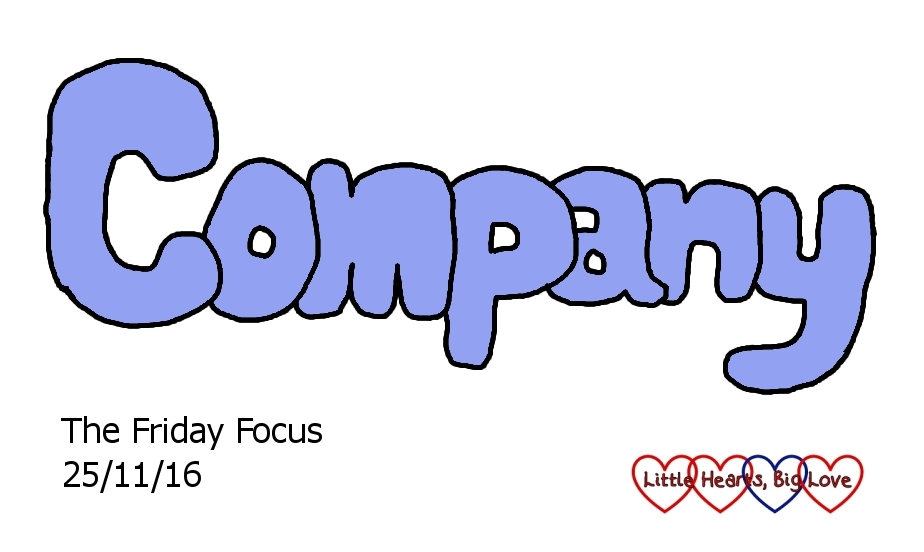 """""""Company"""" - this week's word of the week"""
