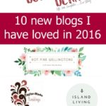 10 new blogs I have loved in 2016