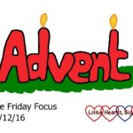 Friday Focus 02/12/16 – Let the festive season start!